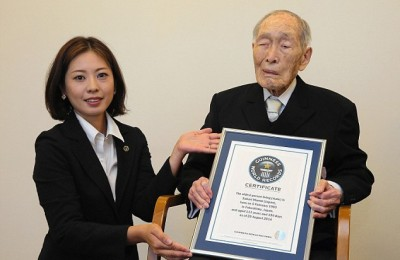 The Oldest Man Of The World Finally Dies