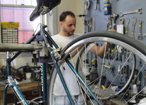 The Options When Needing To Repair Your Bicycle