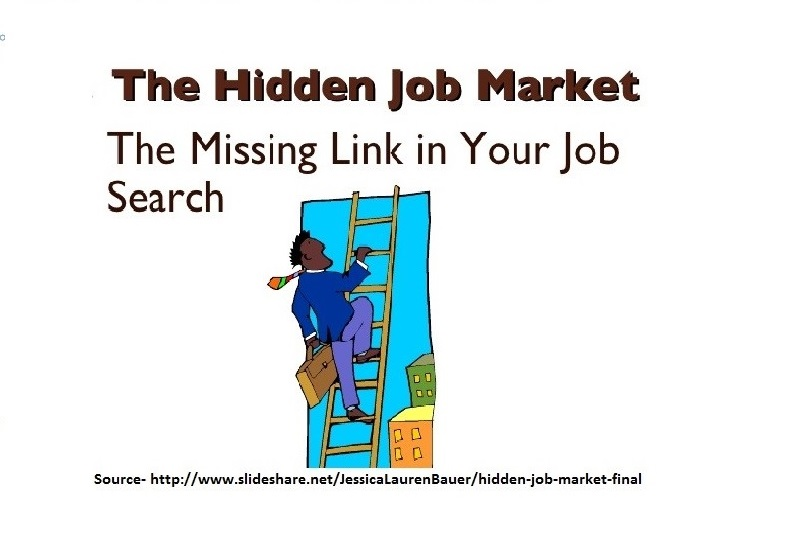 Effective Ways To Tap Hidden Job Markets