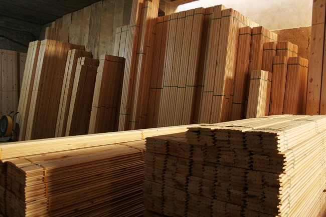 What Is Timber Veneer and Is It Prepared?