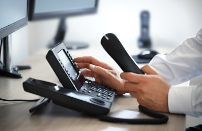 Modern VoIP phone systems come with call-forwarding options that remove the need for call centers and customer service representatives.