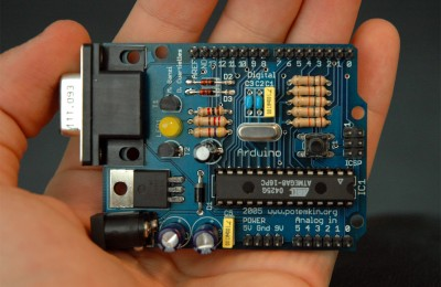 Arduino: Electronic Prototyping For Everyone