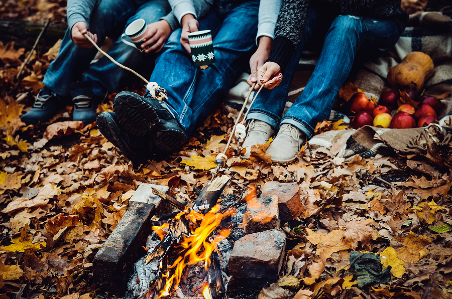 Fall Camping Can Be Fun!