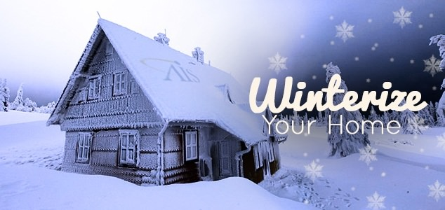 5 Tips To Winterize Your Home Or Cabin Before You Leave