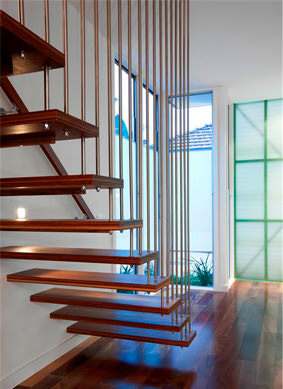 Cantilevered Stairs To Enhance The Aesthetic Appeal Of Your Home
