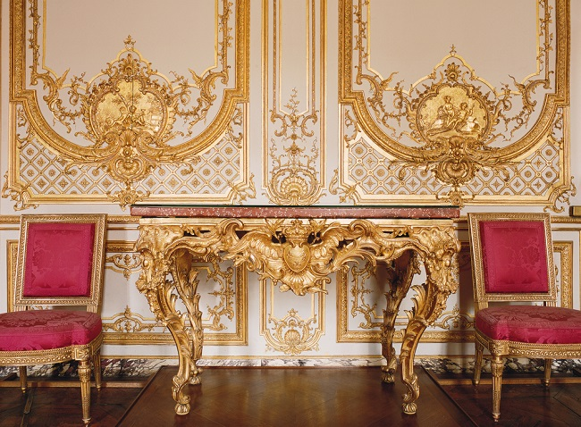 Impressive French Provincial Reproduction Furniture