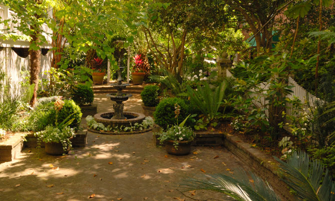 Guide To Creating and Maintaining A Shade Garden