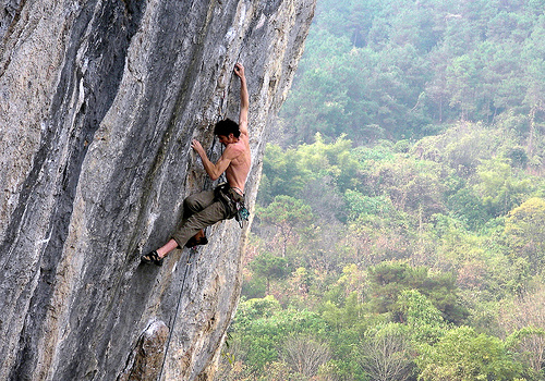 Some Of The Secrets Of Successful Rock Climbing
