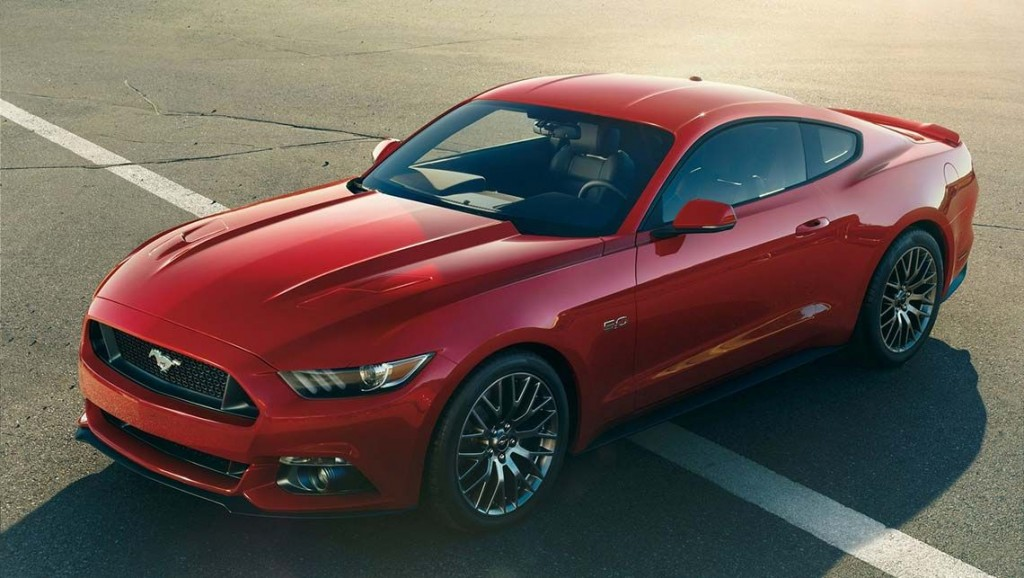 Top 7 American Muscle Cars1