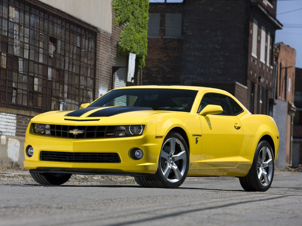 Top 7 American Muscle Cars