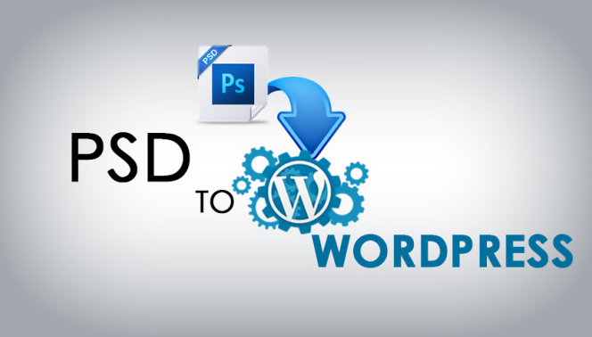 Amazing! PSD To WordPress Conversion Became Easy!