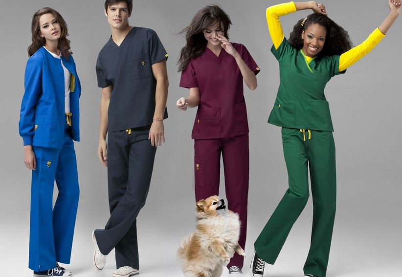 Living The Scrub Life: How To Vary Work Outfits In The Medical Field