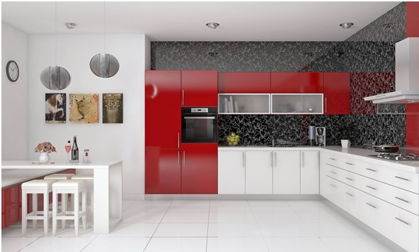 Different Components Of A Modular Kitchen