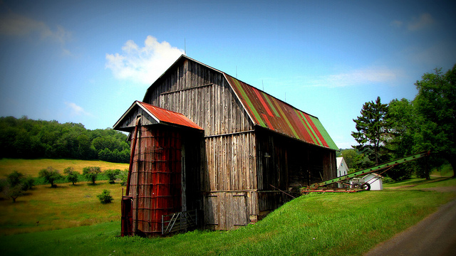 A Basic Guide To Barn Repair