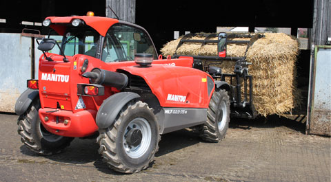 5 Tips For Using A Telehandler To Transport Loads