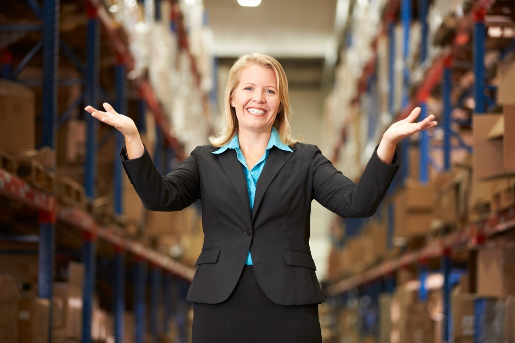 How To Make Warehouse Storage Handling Easier