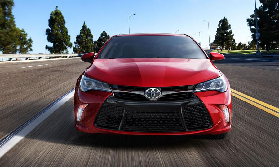5 Reasons To Love The New Toyota Camry