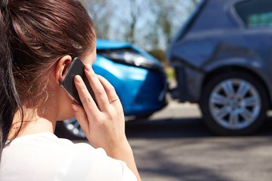 Who To Contact If You're In An Accident