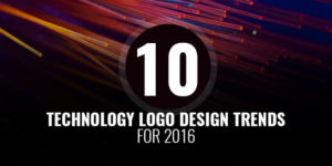 10 Technology Logo Design Trends For 2016