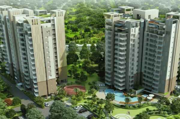 GLIMPSE OF RESIDENTIAL PROPERTIES IN GURGAON