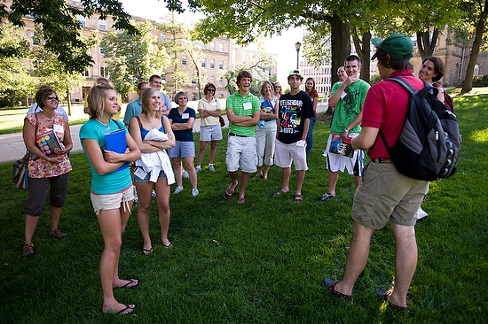 5 Things You Should Do During A College Campus Visit