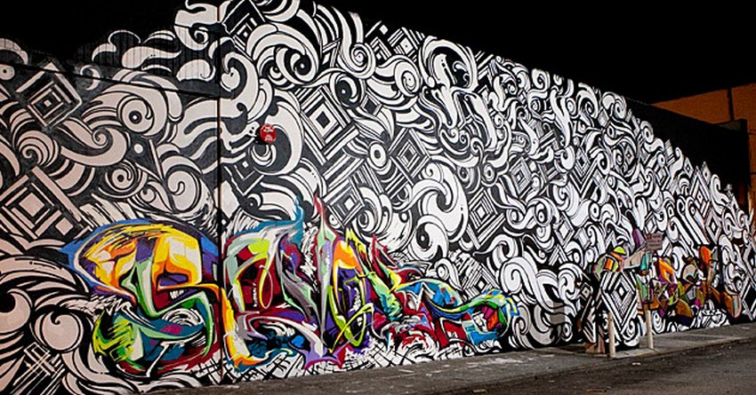 5 Things You Will Find In A Graffiti Artist's Backpack