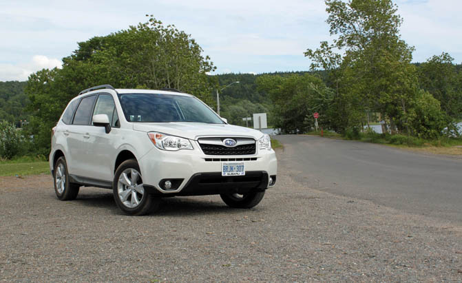 5 Smart and To-the Point Facts That Allow Subaru Forester To Be Road-Friendly