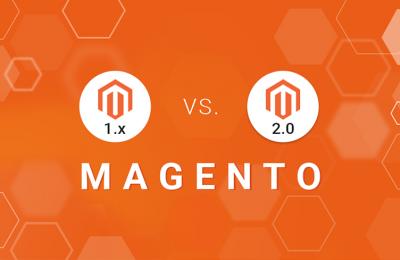 Magento 1.x versus Magento 2.0