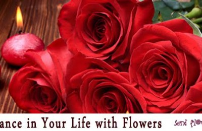 Send Flowers To Impress Your Loved Ones In Romantic Ways