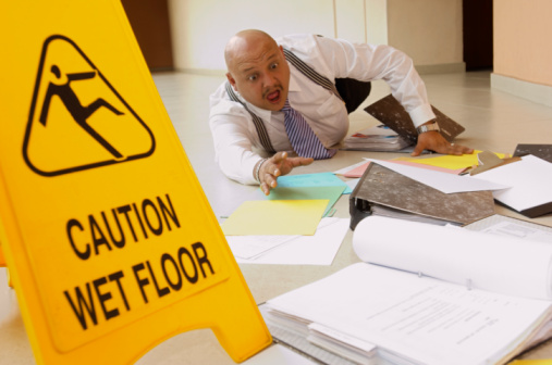 Things To Do Immediately After A Slip and Fall Accident