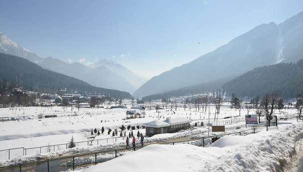 Trot Ahead Of Jammu Delightful Weekend Getaways