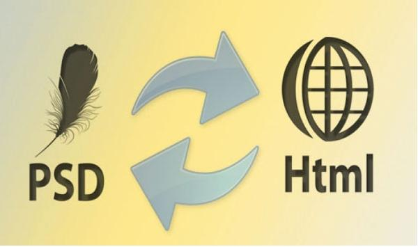 Convert PSD To HTML To Gain Quickly Accessible Websites