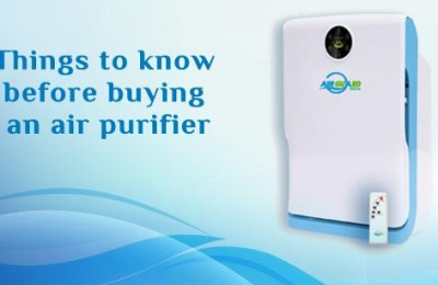 Things To Know About Air Purifiers