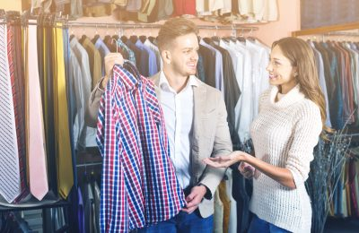 Challenges Faced by Customers of Big & Tall Men's Clothing Stores