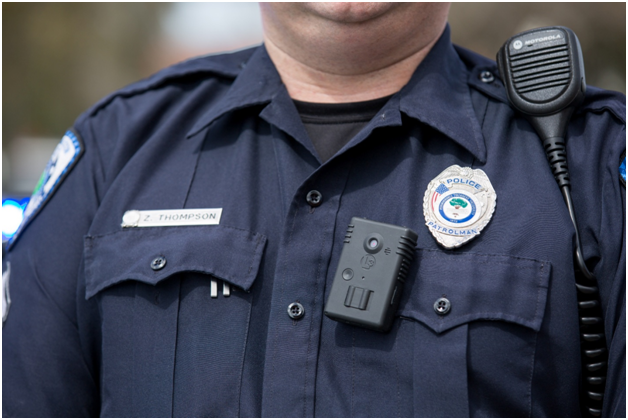 Body Worn Cameras Issued To The Met's Maritime Unit