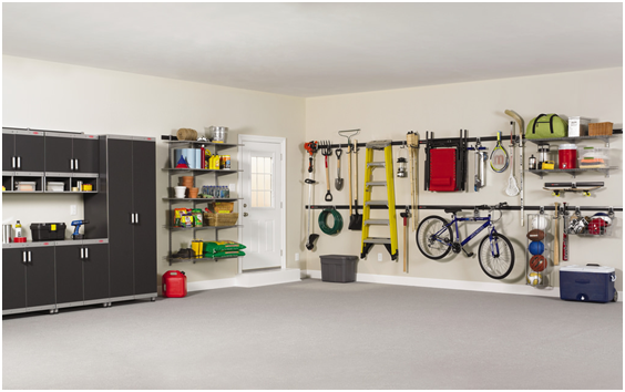 Best Options For Garage Shelving